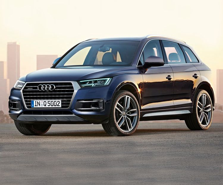 2018 Audi Q5 First Drive Evolution In Action Gearopen