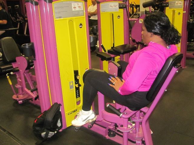 What machines do they have at planet fitness