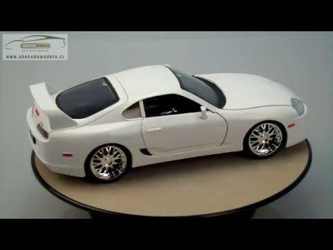 TOYOTA SUPRA BRIAN'S Fast & Furious 7 Jada 1/18