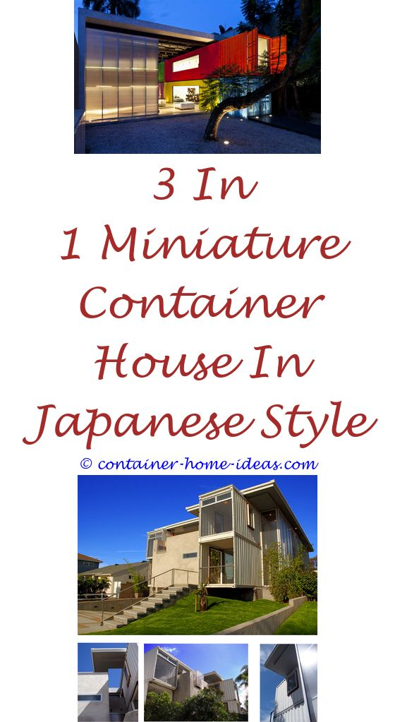Metal Container Houses | Cargo container, 40 container and Grand designs