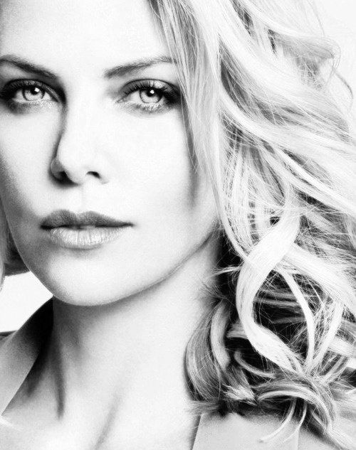 Charlize... always Charlize... #portrait #photography
