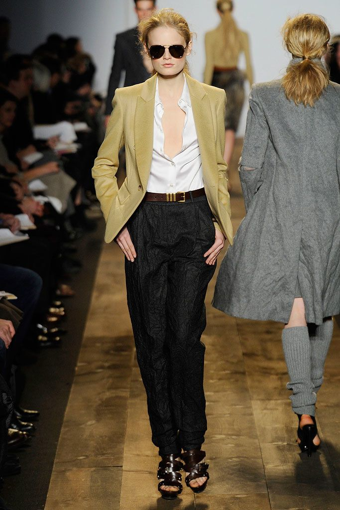 Michael Kors Collection Fall 2010 Ready-to-Wear Collection Photos - Vogue