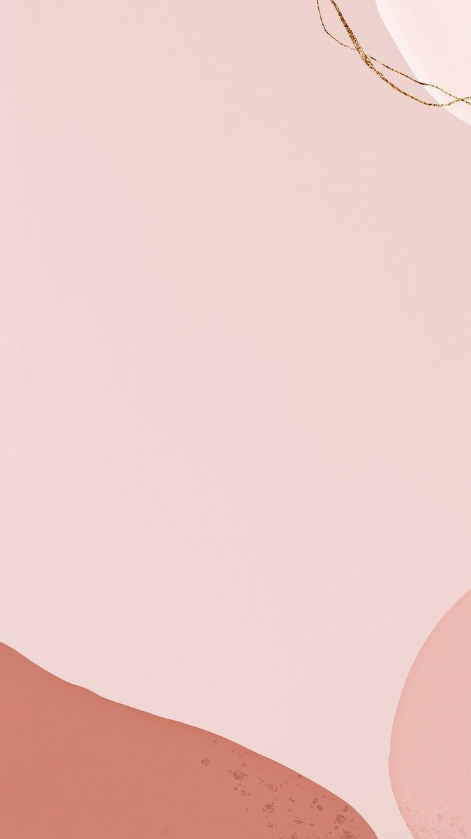 Download free illustration of Dull pink abstract pastel color on beige