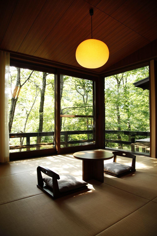 pingl par moksha marvel sur house pinterest int rieur japonais japon et voyage japon. Black Bedroom Furniture Sets. Home Design Ideas
