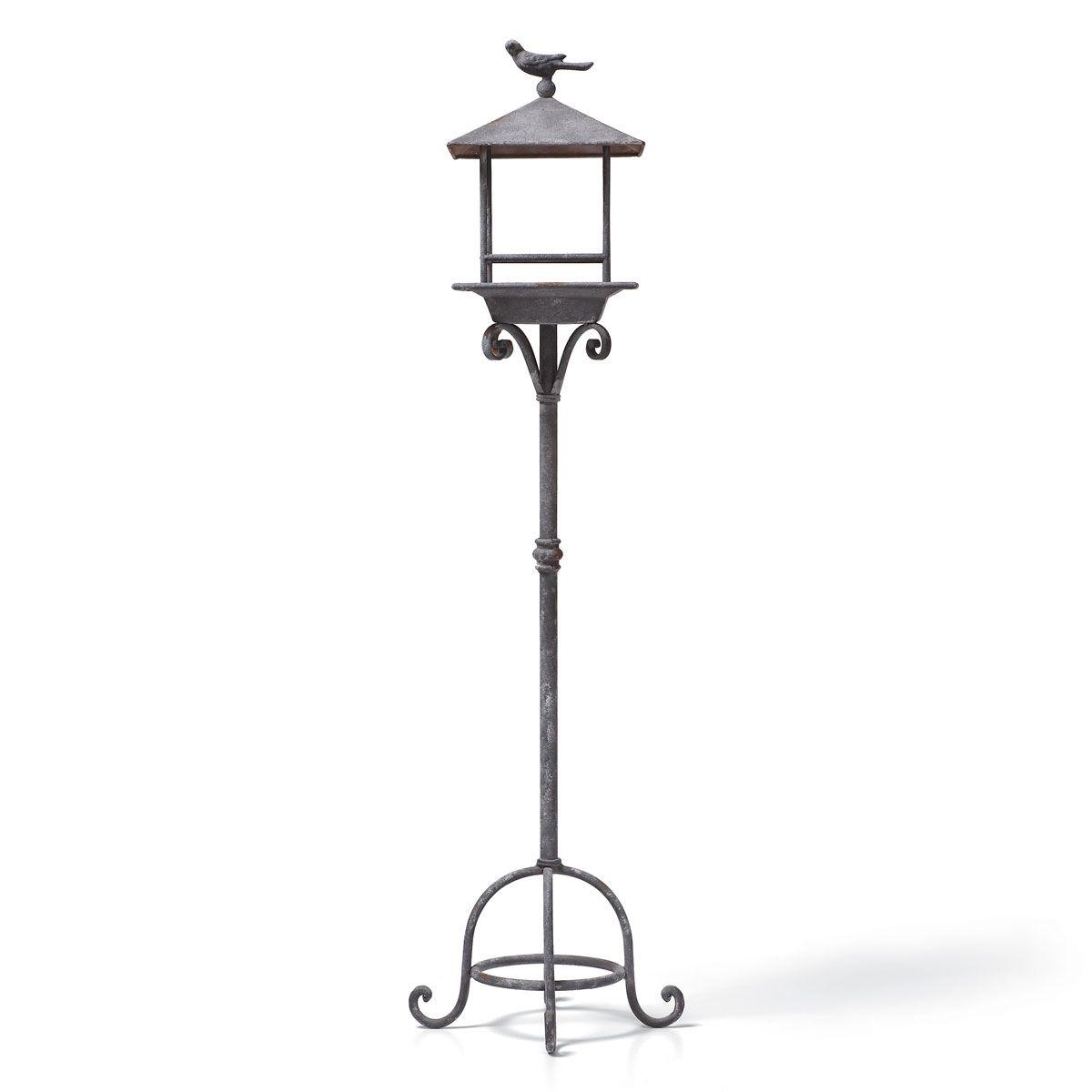 Toulouse Standing Bird Feeder   Plum & Post