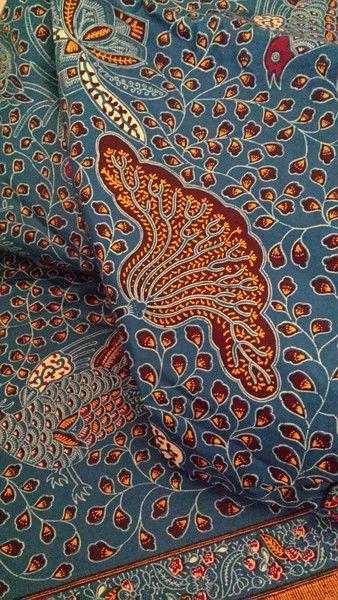 Stoff Afrikanisch Afrikanische Stoffe Batik Ein Designerstuck
