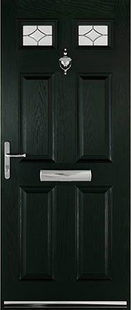 Green Stratford door & Green Stratford door | Ideas for the House | Pinterest | Doors ...