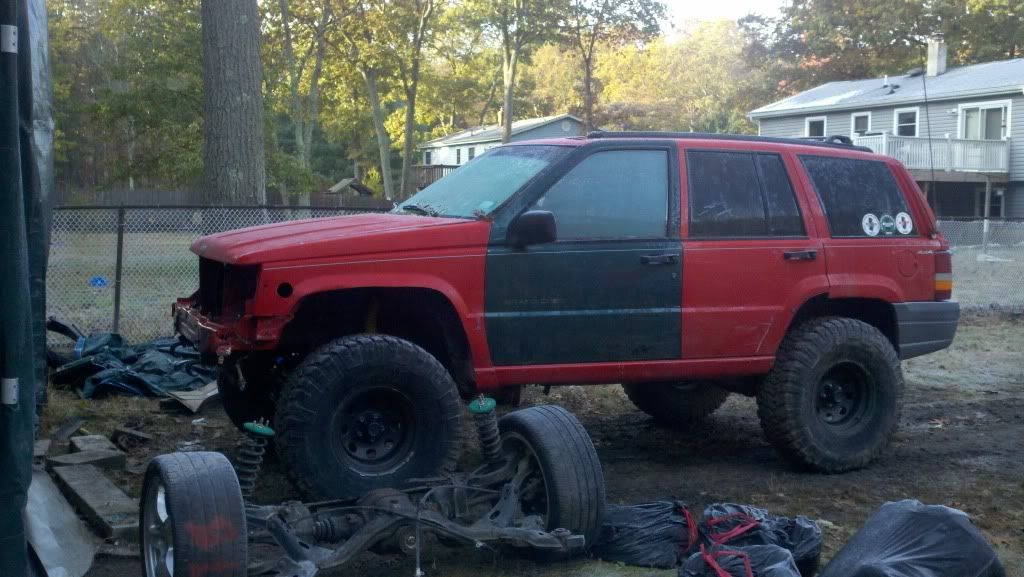 35 Tires On 3 5 Lift Source Calling All Zj S On 35 S