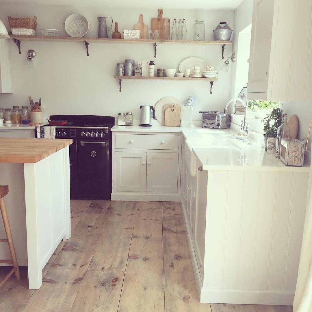 Fantastisch Küchenfliese Aufkantung Ideen Mit Eichenschränke Bilder ...