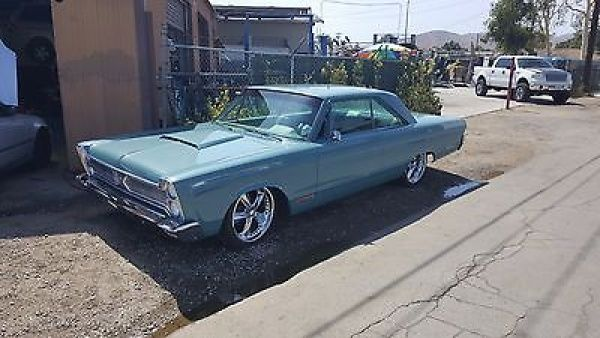 1966 Plymouth Fury 3 Convertible Project Ideas Muscle