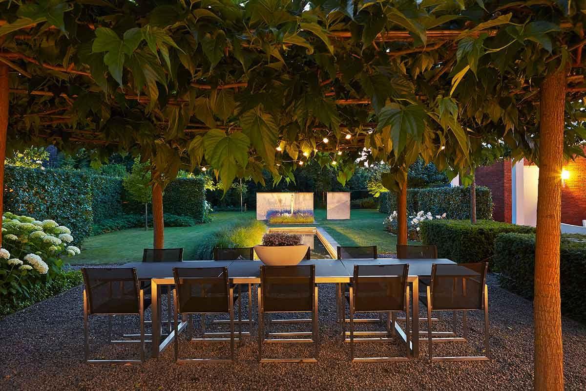 Optimaal genieten van uw tuin tuin theartofliving.eu pinterest