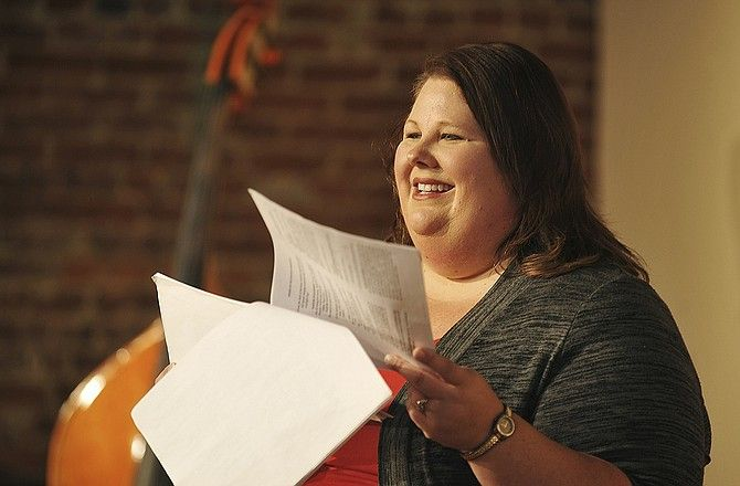 Amy McFarland finds 'perfect timing' to end a long run at Stained Glass Theatre