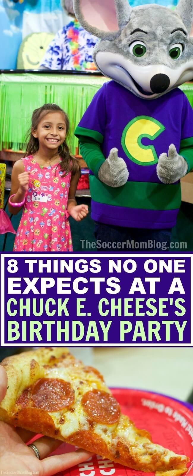 If You Already Have A Pre Conceived Notion About What A Chuck E Cheese S Party Is Like St Chucky Cheese Birthday Party Cheese Party Chuck E Cheese Birthday
