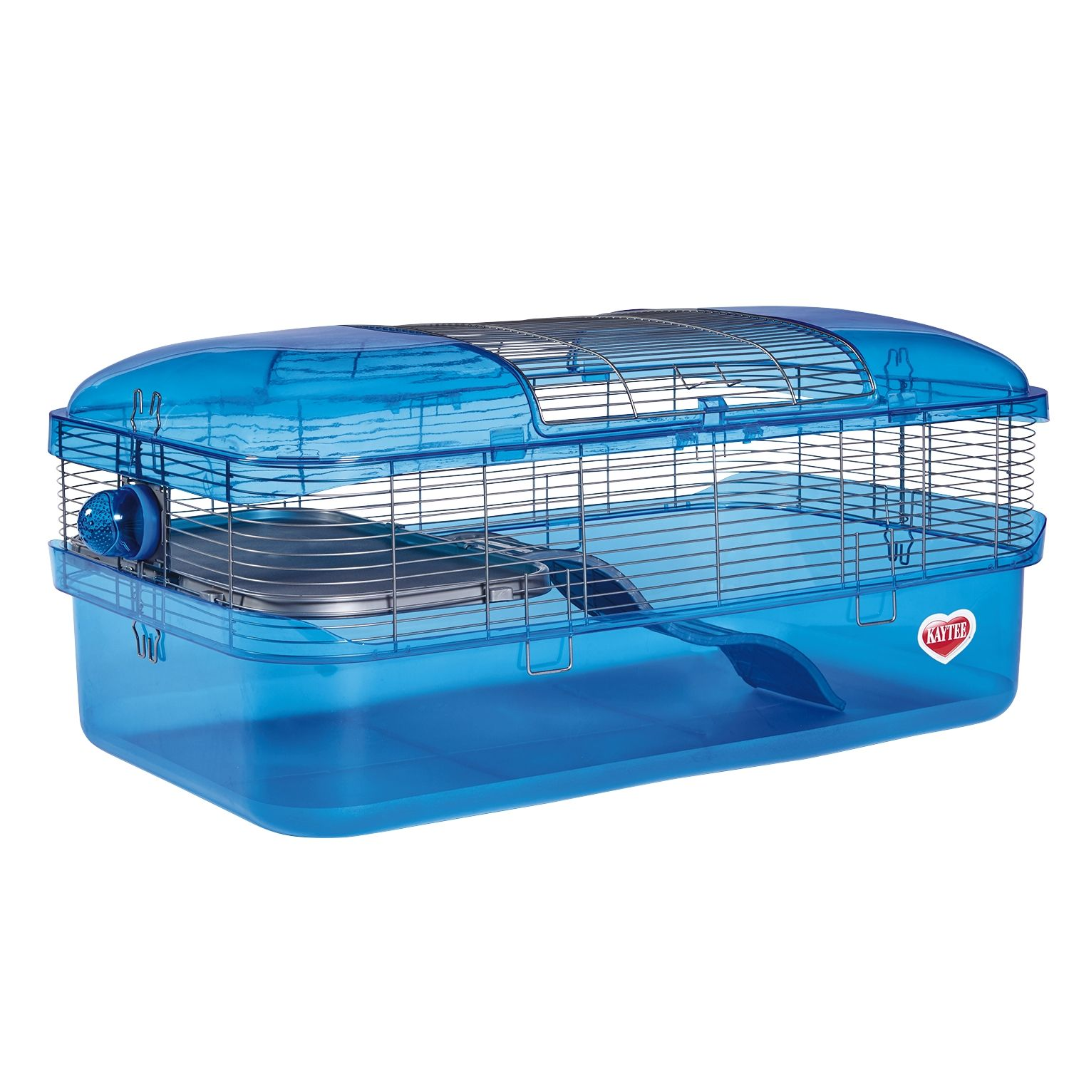 Crittertrail Super Habitat Small Animal Cages Kaytee Hamster Habitat Small Animal Cage Small Pets