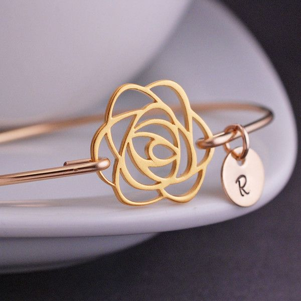 The bangle is hand formed from heavy gauge 14k gold filled wire and