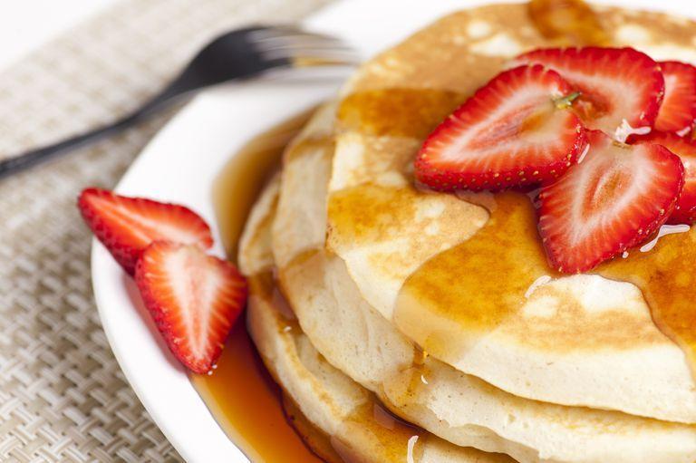 how to make krusteaz pancake mix better