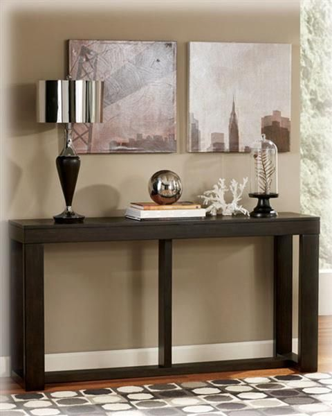 Ashley Furniture Watson Sofa Table Wood Sofa Table Contemporary Console Table Ashley Furniture