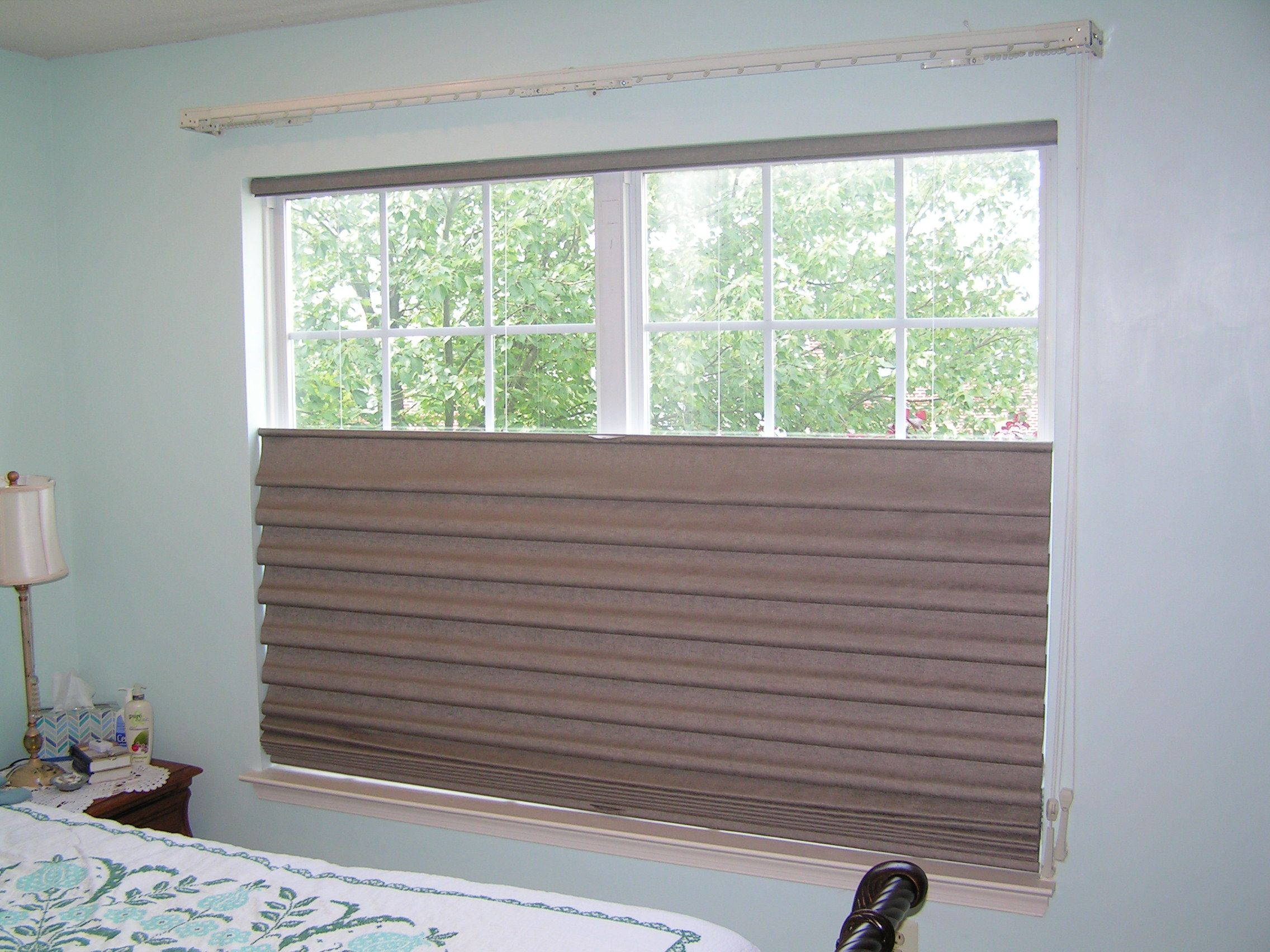 Hunter Douglas Top Down Bottom Up Vignette Tiered Window Styles