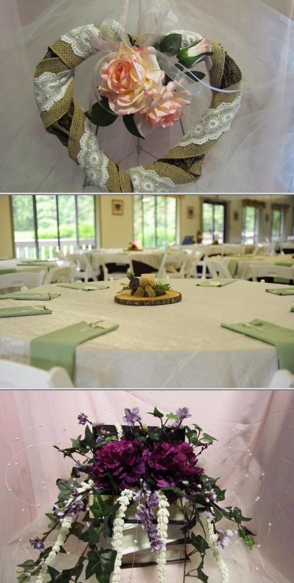 This Company Is Offering Special Event Decorating Services And Their