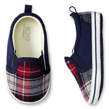 eep! Plaid slip-ons(Joe Fresh at JCP)