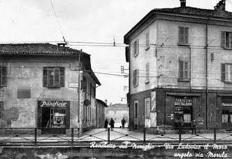Vecchie cartoline di Milano