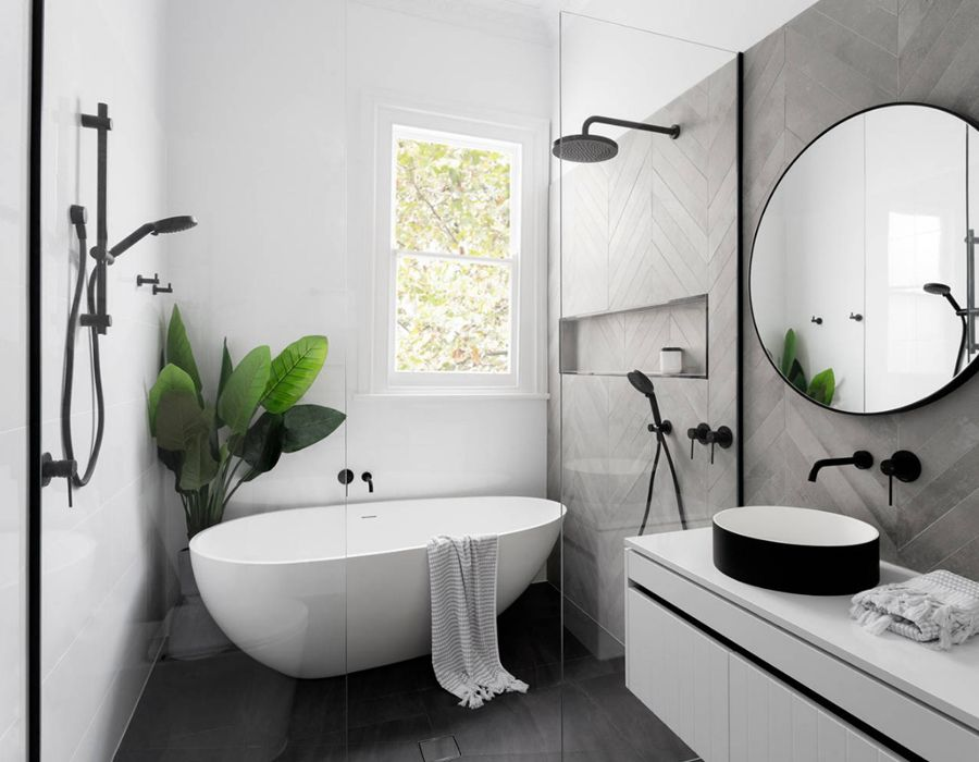 What We're Loving Right Now: Wet Rooms