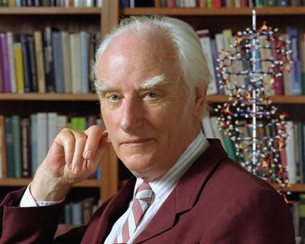 Francis Crick 1916 2004 Co Discoverer Of The Structure Of The Dna Molecule Along With James Molecular Biologist Nobel Prize In Chemistry Today In History