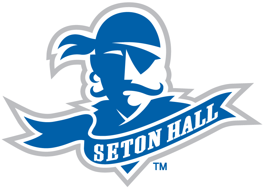 Seton Hall Pirates | Seton hall university, Seton, College logo