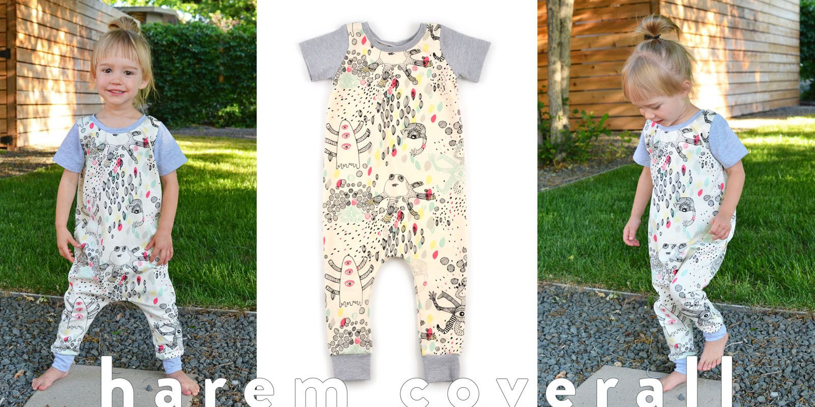 zip coverall pattern | All the Cool Kids! Trends, fashion, and all ...