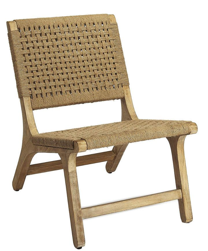 Surprising Butler Tilden Woven Jute Accent Chair Products In 2019 Evergreenethics Interior Chair Design Evergreenethicsorg
