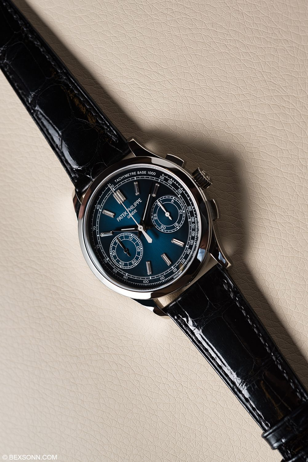 Watch Post: The New Patek Philippe Chronograph 5170P Read More