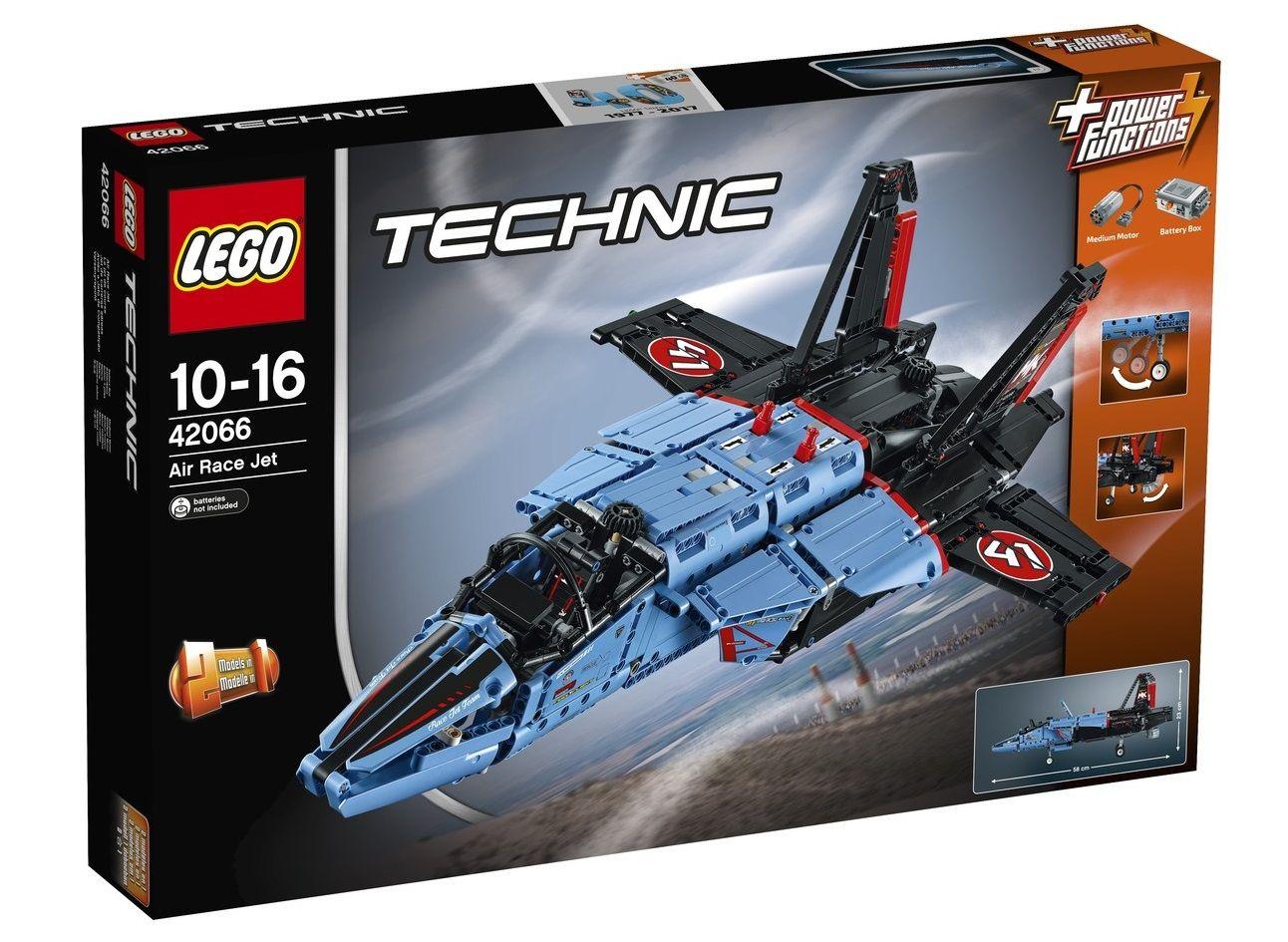LEGO 42066 Neuware Technic Air Race Jet