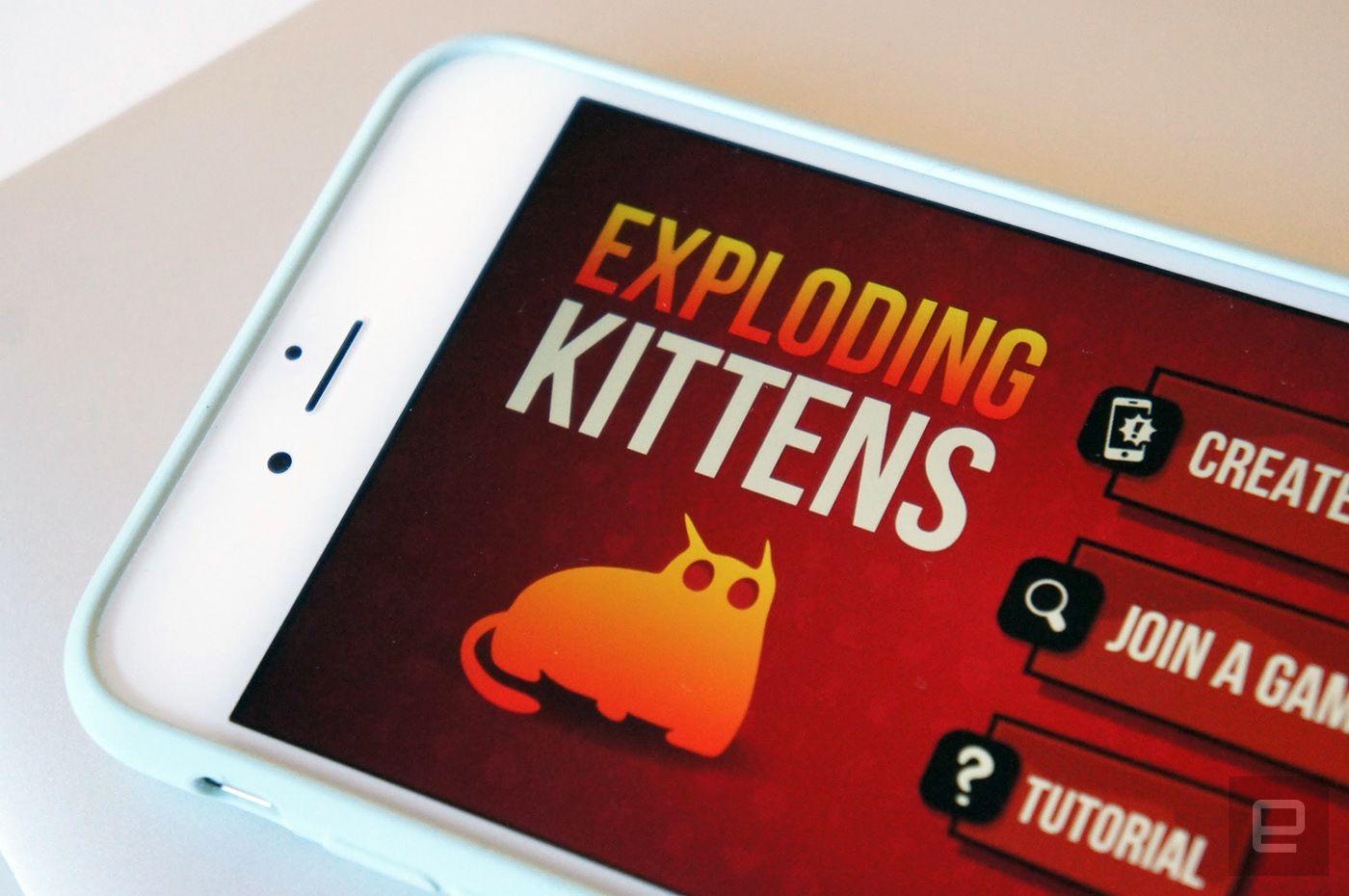 games like exploding kittens online
