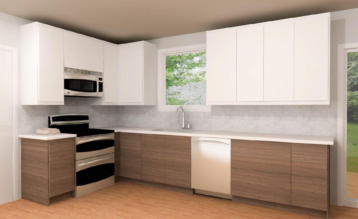 Three Ikea Kitchens Cabinet Designs Under 5 000 Ikea Kitchens