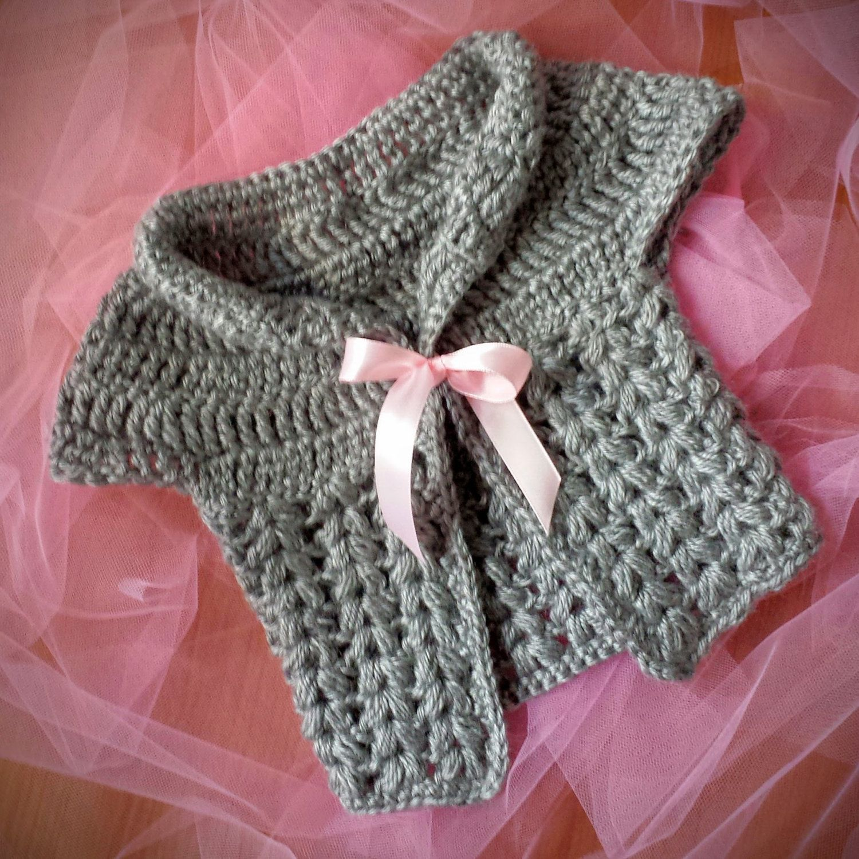 Newborn Sweater (0-3 months)