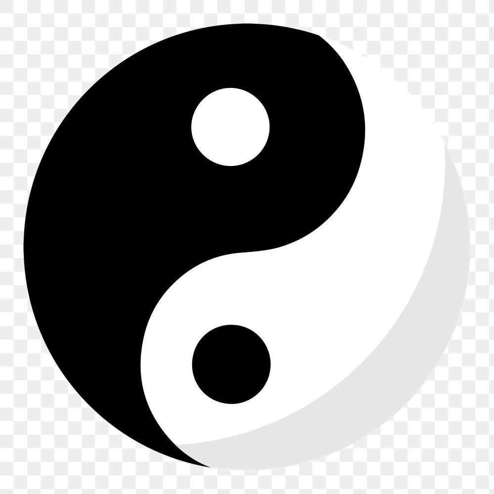 The Yin And Yang Symbol Design Element Free Image By Rawpixel Com Ningzk V Symbol Design Design Element Symbols