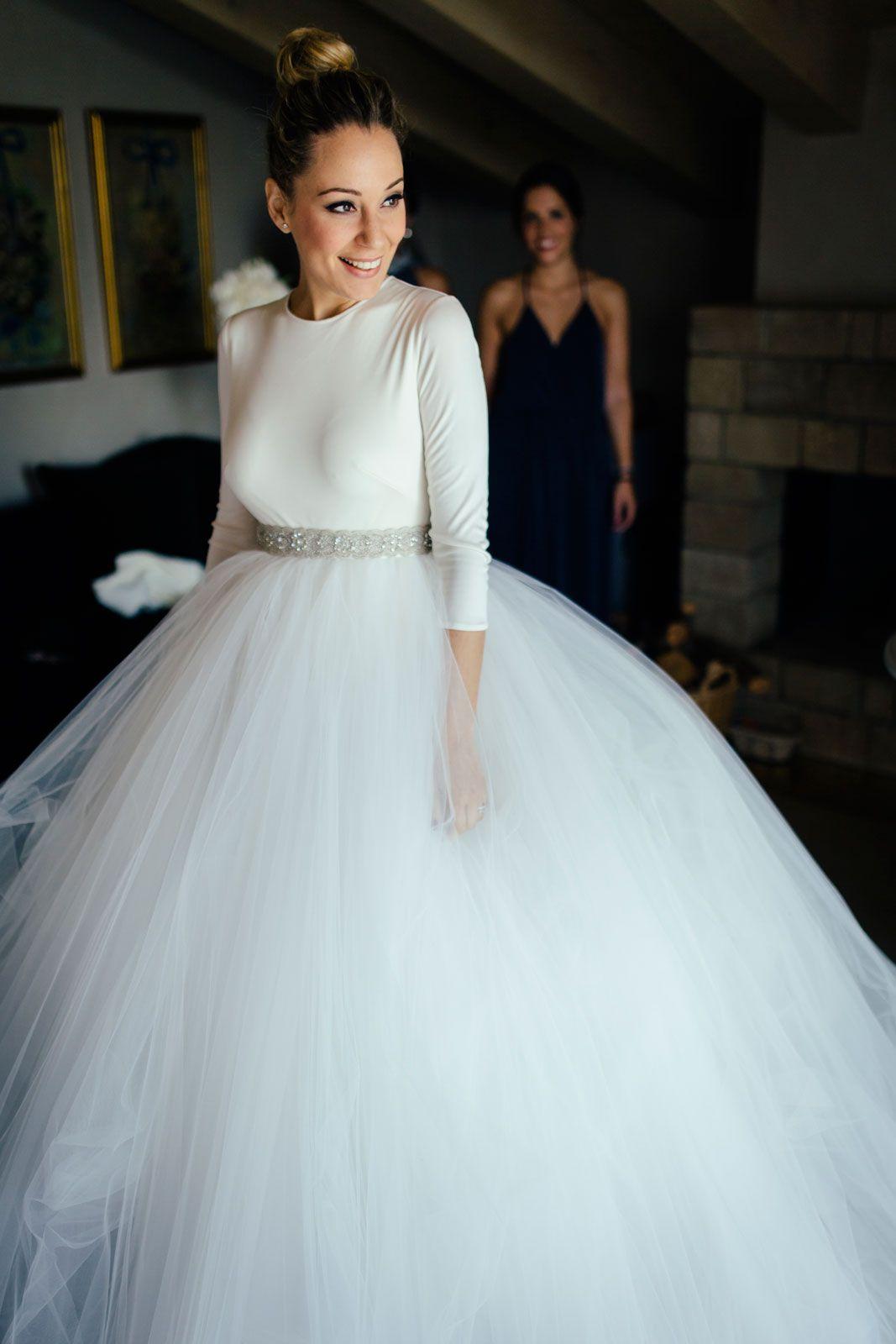 Wonderful Vestidos De Novia Boda Civil Invierno Images - Wedding ...