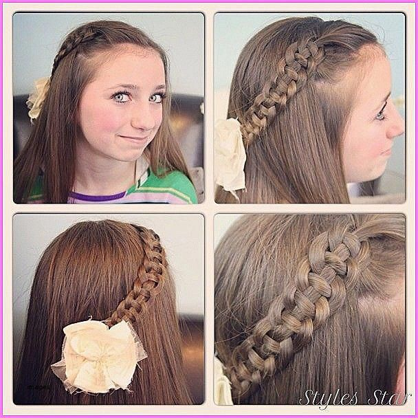 Simple Diy Hairstyles Everyday: This Easy Hairstyles For School Really Are Fabulous