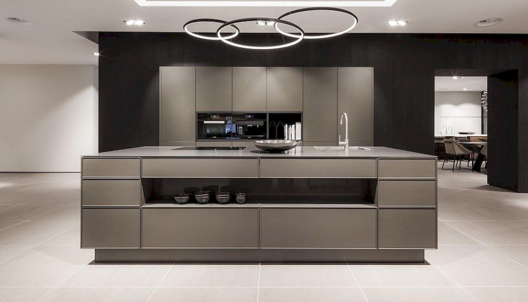 Gorgeous Fabulous Modern Kitchen Sets on Simplicity, Efficiency