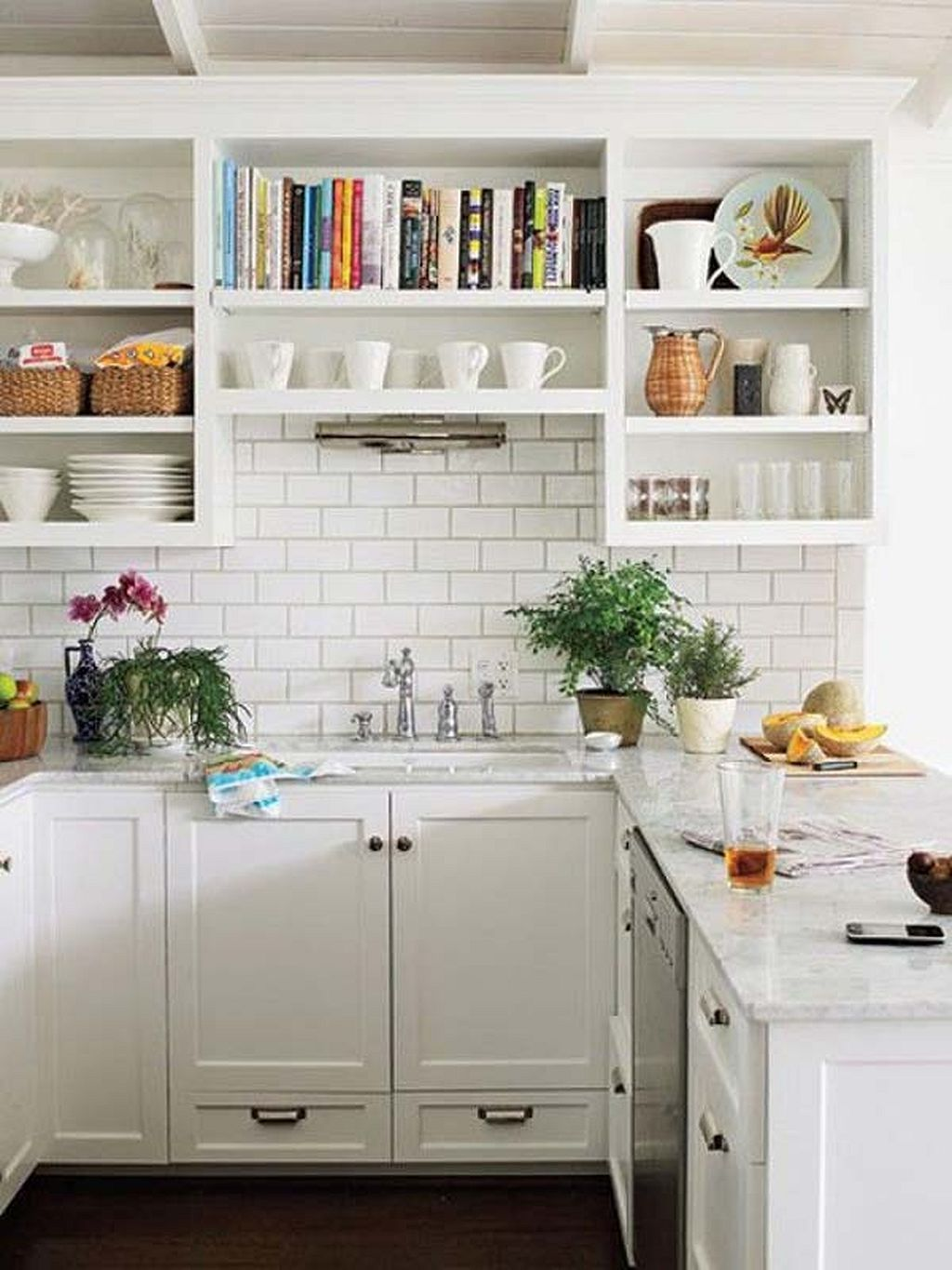 30 Awesome Ushaped Kitchen Designs For Small Spaces  Kitchen Impressive Kitchen Design Small Spaces Design Inspiration