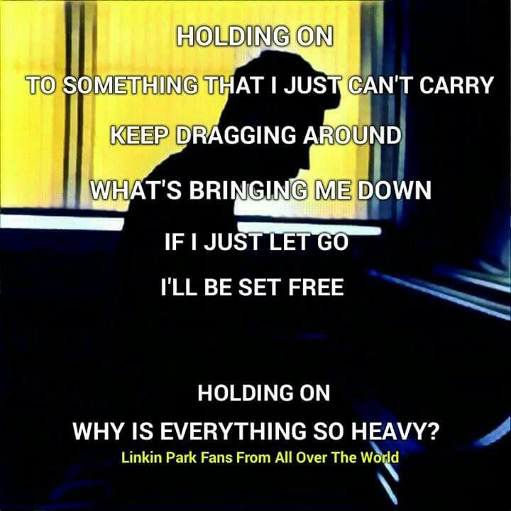 Lyric lyrics to something : Heavy lyrics | Lyrics to Linkin Park songs | Pinterest | Feeling ...