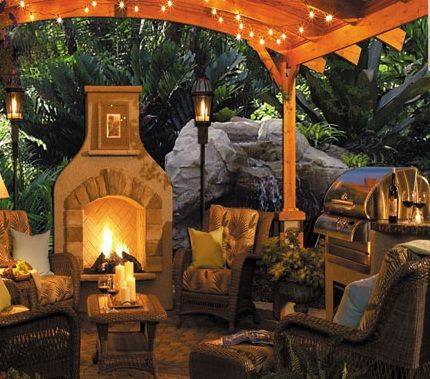 Earthscapes Garden Room S Open