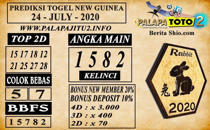 Pin Di Prediksi Togel New Guinea