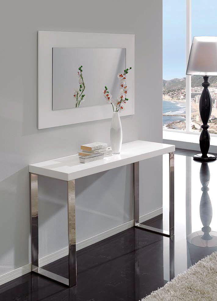Recibidor con marco y consola 294 ar17 muebles - Muebles casanova ...