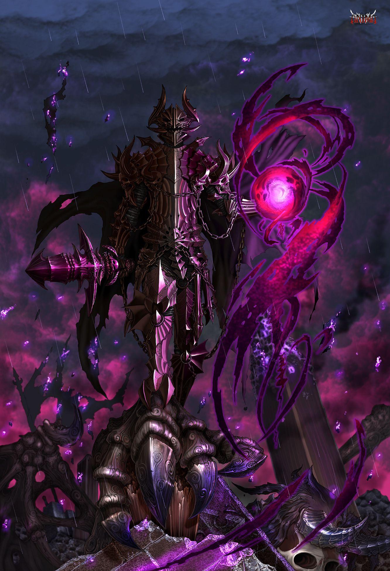 Anima: Alastor the Arbiter by Wen-M on DeviantArt