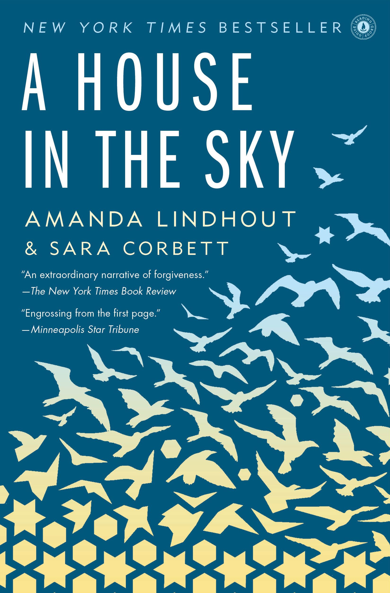 a house in the sky book by Amanda Linhout, number 2 on our top inspiring travel novels. Check out the rest of the list.