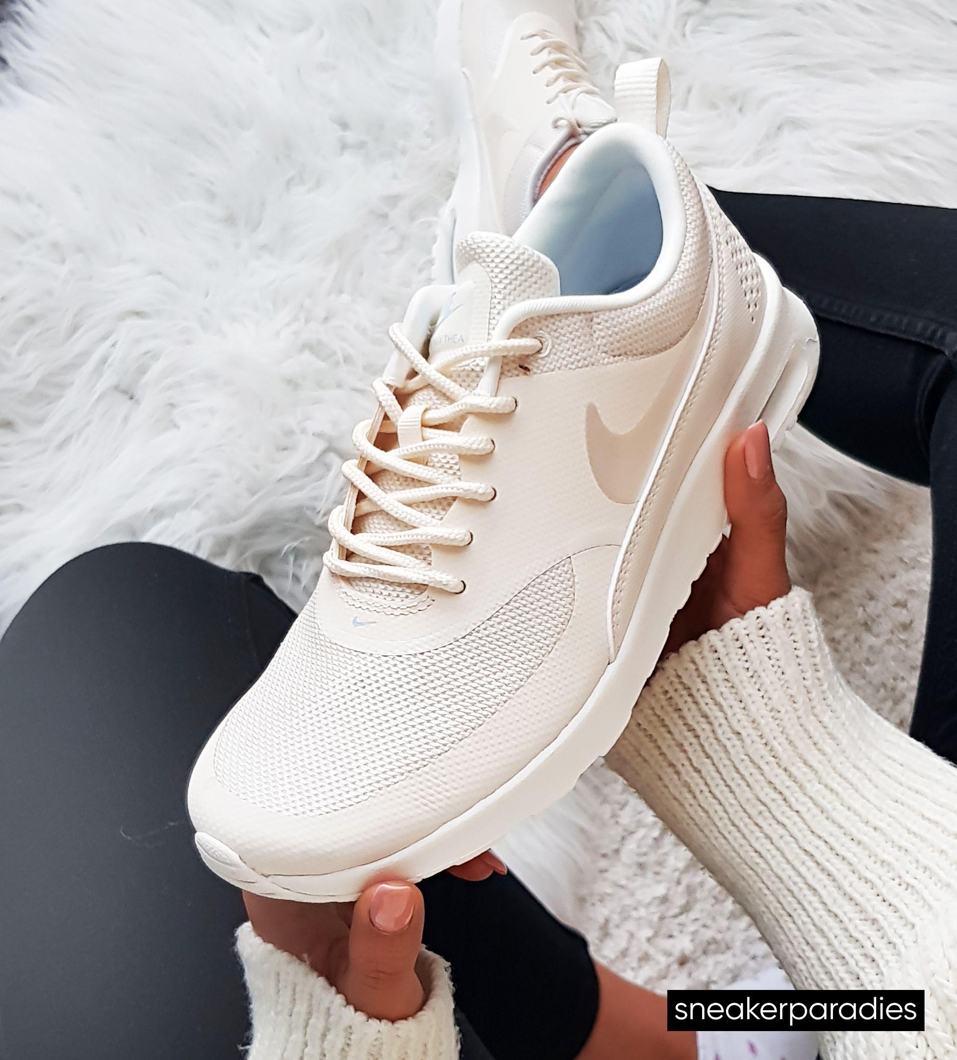 air 2019Nike Max Elfenbeinin neuen Nike Die Thea Air PZOXkui