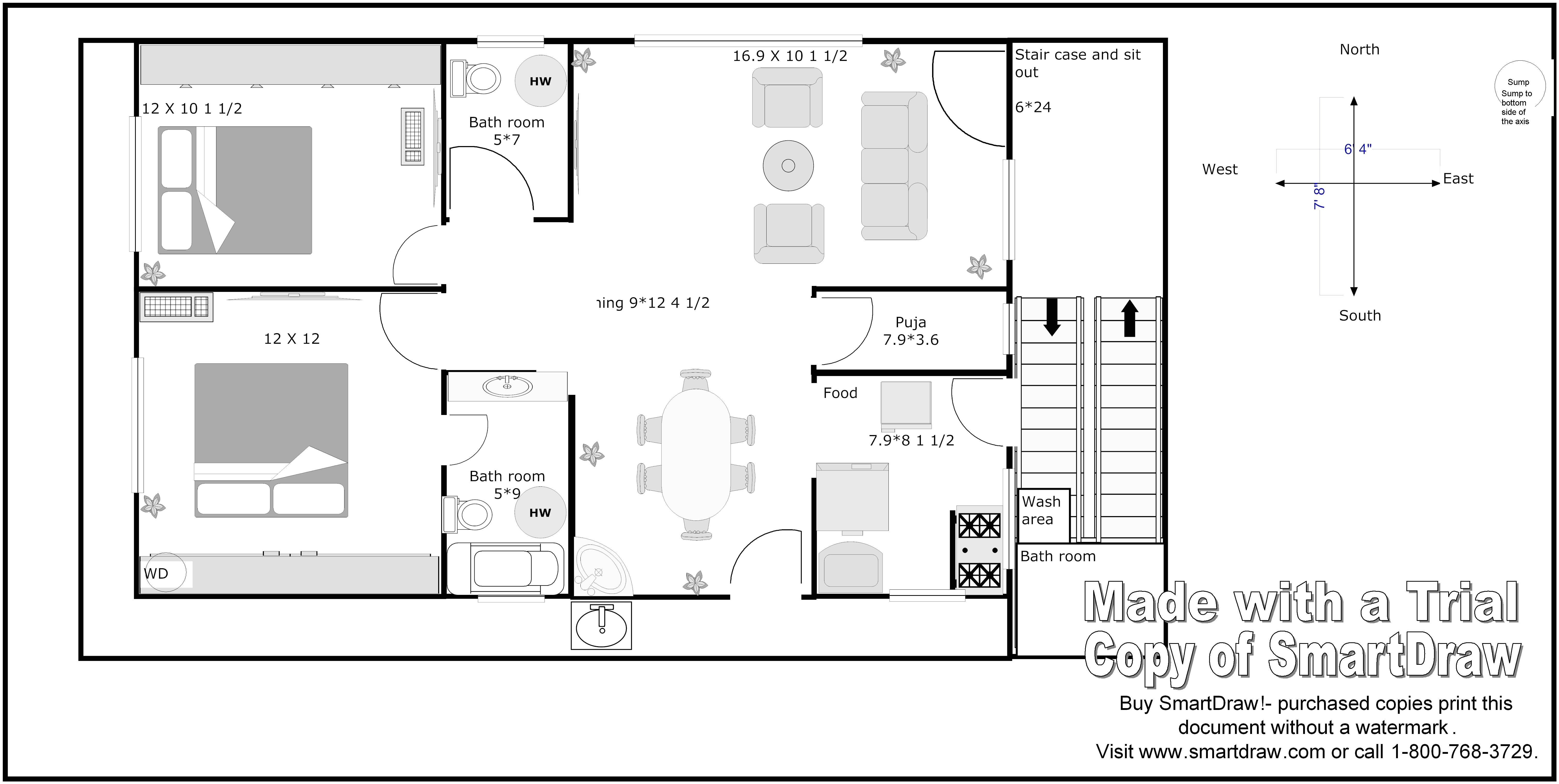 Captivating 150k House Plans Pictures Best Image Dicocco Us South Facing House Indian House Plans House Plans With Pictures