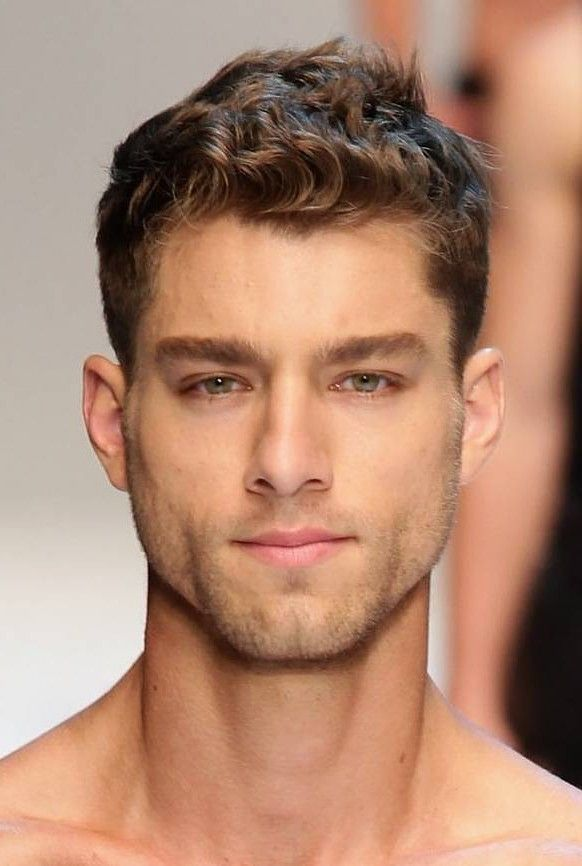 Hairstyles For Men With Thin Hair Trend Curly Hair Men Boys Haircuts Thick Curly Hair