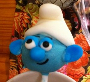 How To Make Smurf Cake Pops Cake Pops Pinterest Cake